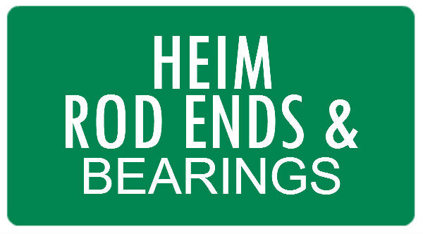 Heim Rod Ends and Bearings