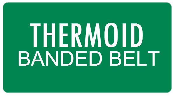 Thermoid Banded Belt